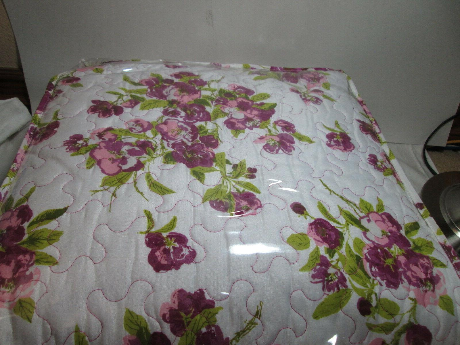 3 Traditions Waverly PRIMROSE Floral Set NEW