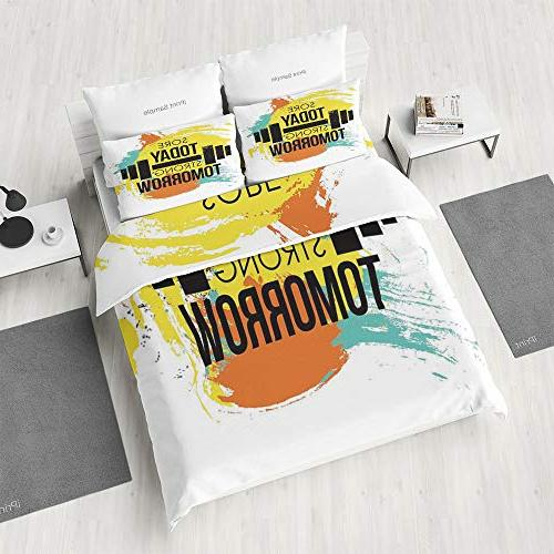 3d print set duvet cover