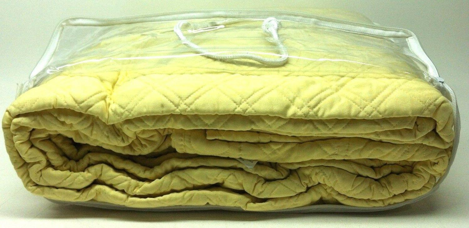 Tache Home Quilted Yellow 5 Pcs