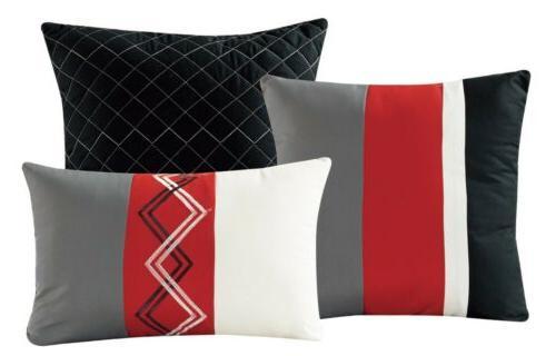 Stripe Zigzag Bedding Comforter