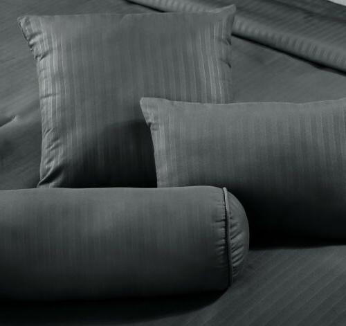 Chezmoi Collection Style Stripe Set