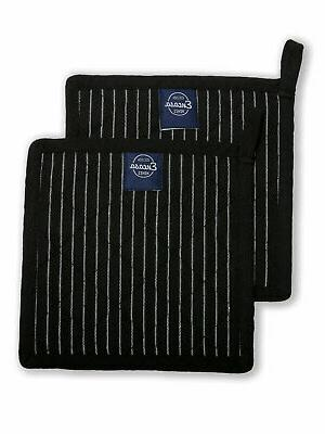 8 inches oven microwave potholders 2 pc