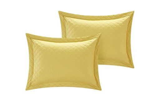 Chic Piece Teresa Reversible Block Modern Quilt