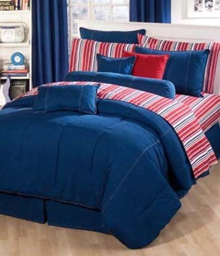 american denim comforter set