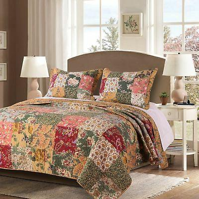 global trends antique chic quilt
