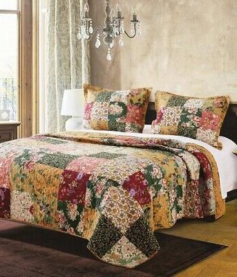 antique chic quilt set
