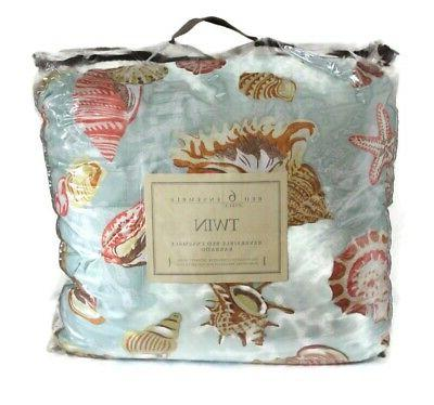 Pem Pcs Comforter Set Coastal Sea
