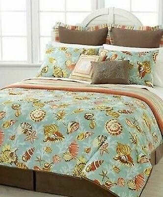 barbado 6 pcs comforter set twin coastal