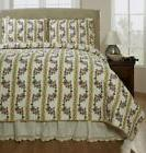 Be-You-Tiful Home Antoinette Quilt Set, King, Yellow