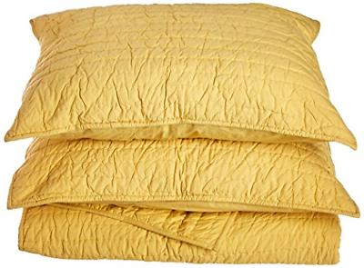 be you tiful home basic golden yellow