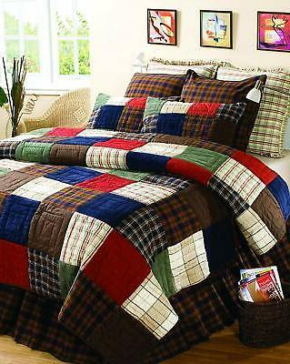 Be-you-tiful Home Soho Quilt Set, Twin