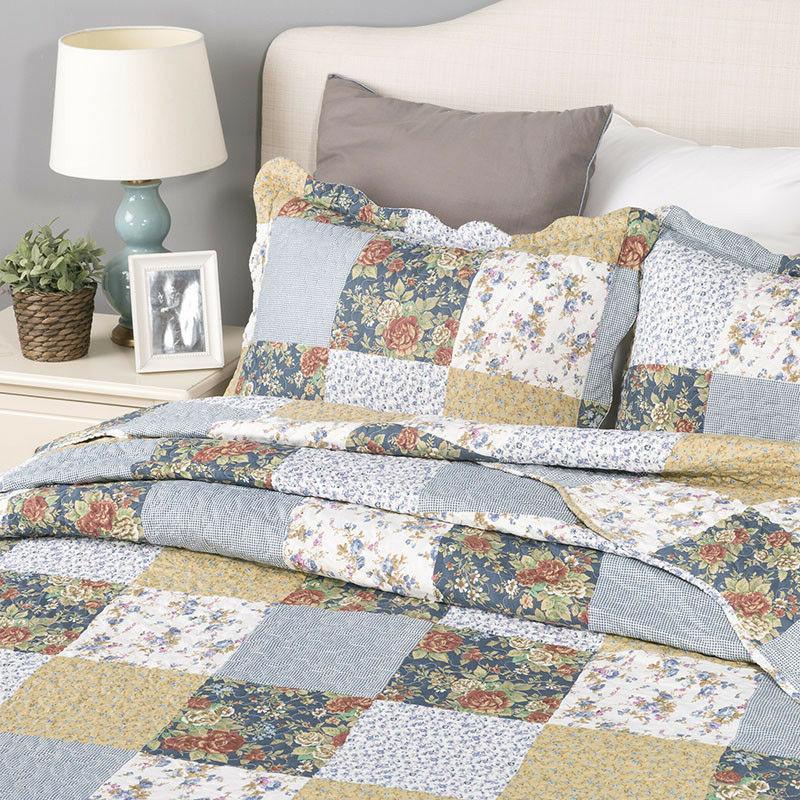 Bedsure Bedding Set Luxury Floral