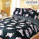 Bedding Set Cotton 3PCS/Set Reactive Print Luxury Brand Quee