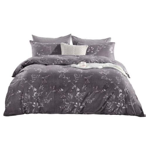 Bedding Set Duvet Cover Microfiber Fabric