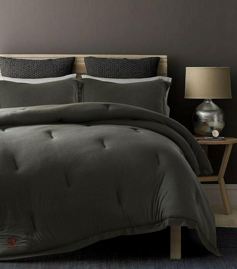 beverly hills polo club queen comforter set