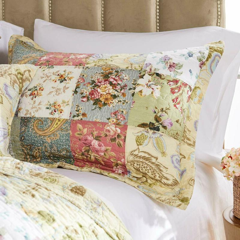 Greenland Home 100% Cotton Authentic Quilt