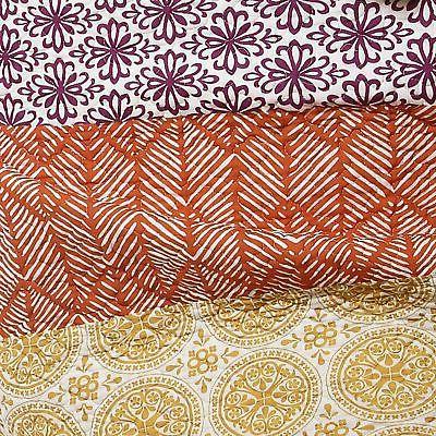 Bohemian Stripe Quilt