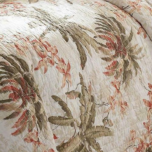 TOMMY BAHAMA Coral, / Quilt