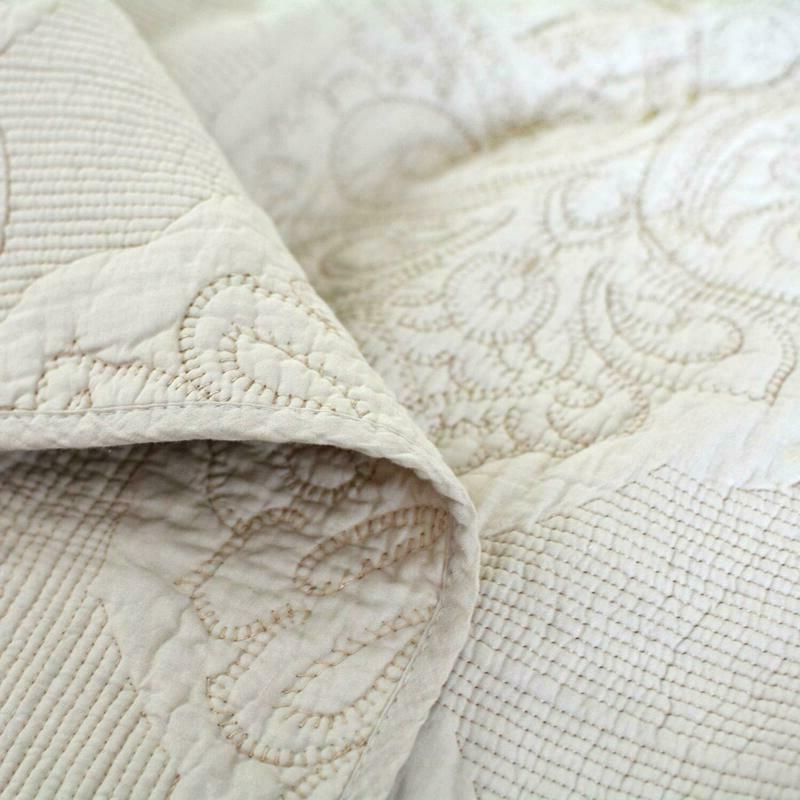 Brandream Floral Comforter Size Bed