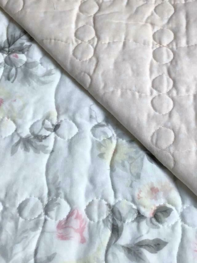 LAURA ASHLEY Breezy Floral Pink & Cotton Full/Queen