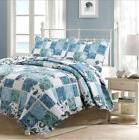 Cozy Line Home Fashion Calypso Quilt Set