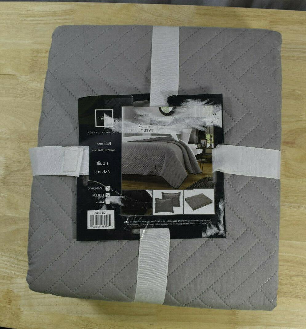 chevron blocks palermo reversible quilt