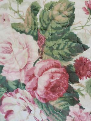 Chinese Quilt King Floral