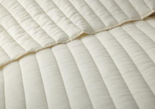 Chezmoi Channel Bedspread Quilt
