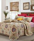 collection debra valencia mudra king quilt set