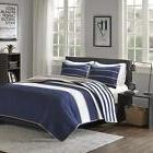 Comfort Spaces - Verone Mini Quilt Coverlet Set - 2 Piece -