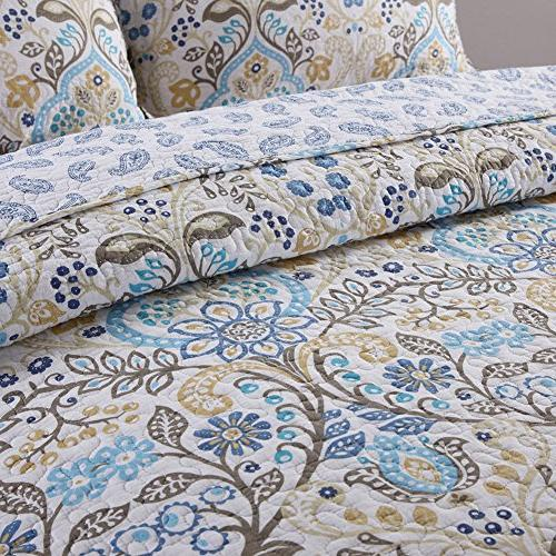 NEWLAKE Cotton Sets-Reversible Queen