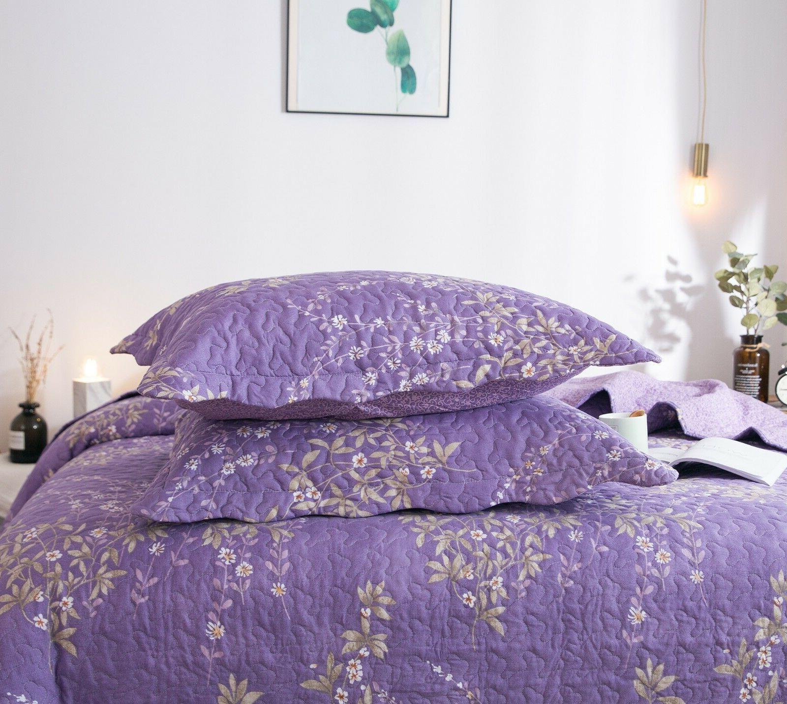 Kasentex Pre-Washed Quilt Floral