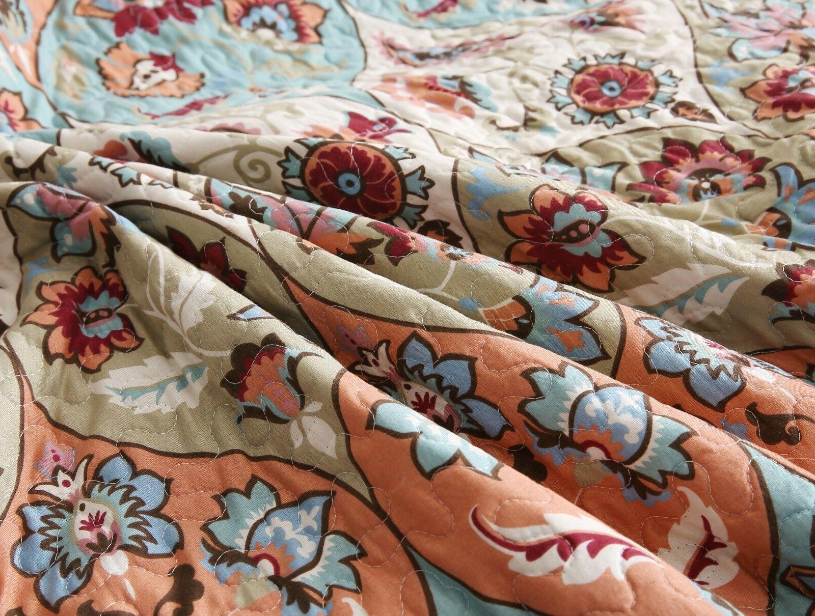 Garden Coverlet Bedspread