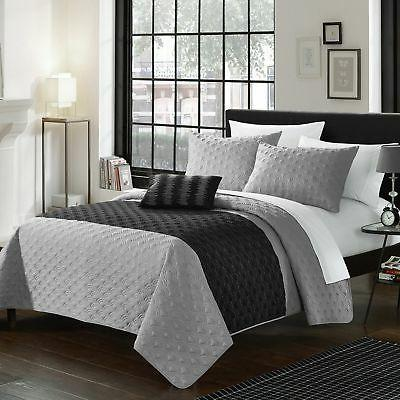 Chic Home Dominic 8 Piece Quilt Set