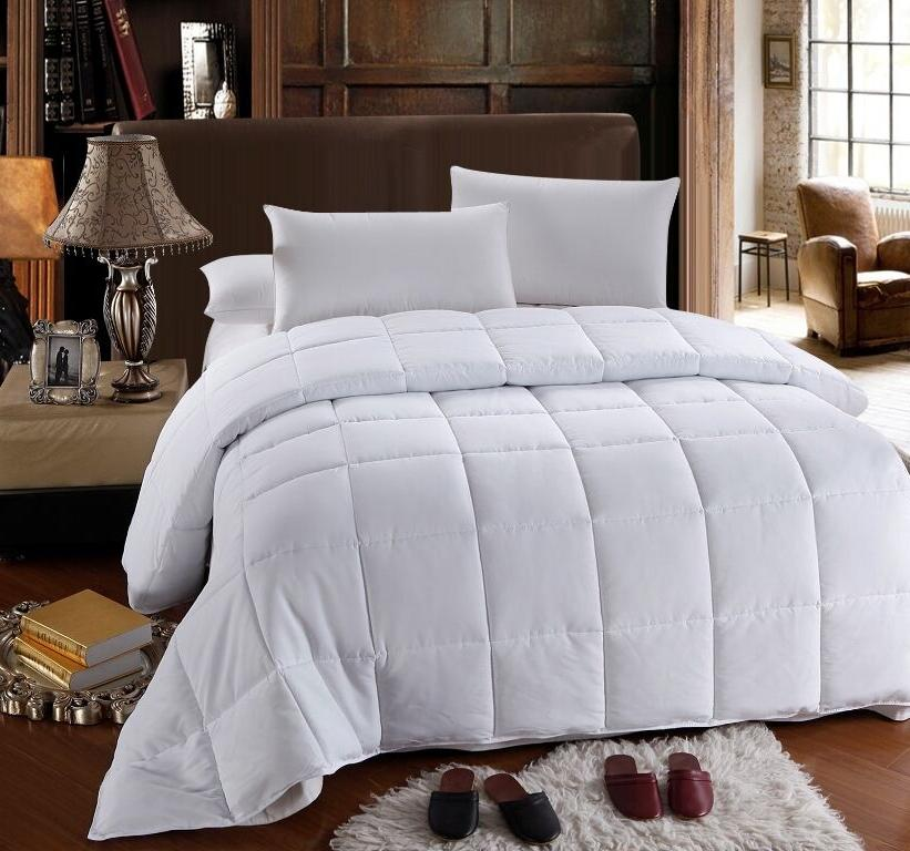 duvets down comforters 300 thread