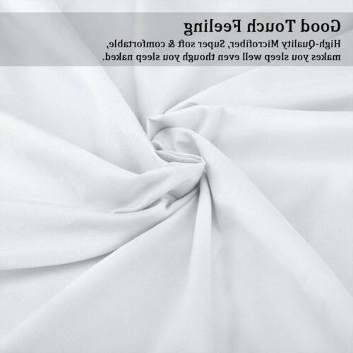 Egyptian Count 4 Sheet Set Deep Bed Sheets