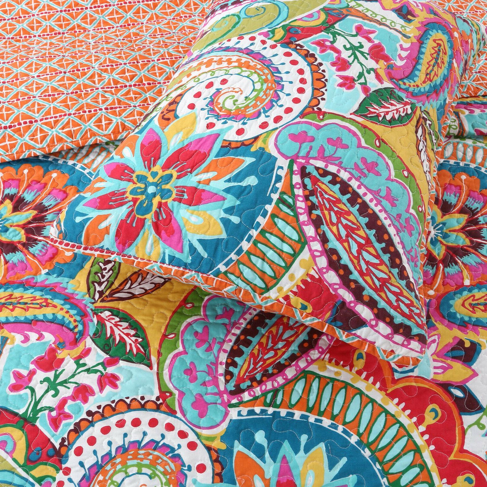 Gypsy Quilt Set,