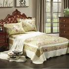 Tache Home Fashion Forest Cottage Bedspread Reversible Quilt