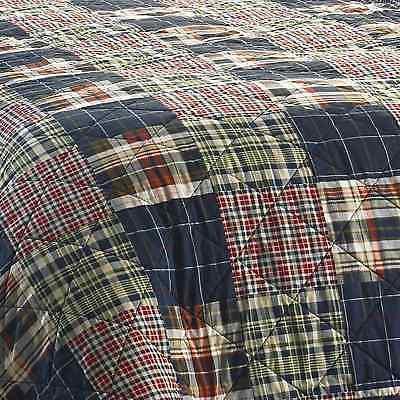 Eddie Full/ Queen Size Quilt Bed