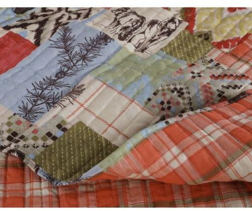 Rustic Quilt Twin