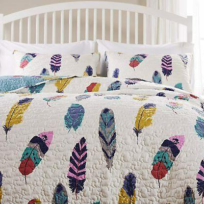 Greenland Dream Quilt Set, 3-Piece