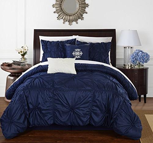 halpert comforter set floral pinch
