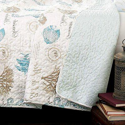 Harbor Quilt by Decor