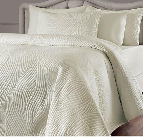 ivory solid swirl stripes pattern