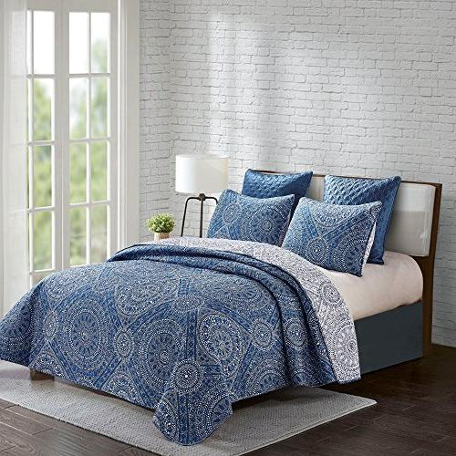Jakarta Boho Chic 2-Piece with Quilt and Twin, Jakarta