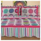 Home Sensation Joy Chic 100% Cotton 3 Piece Reversible Quilt