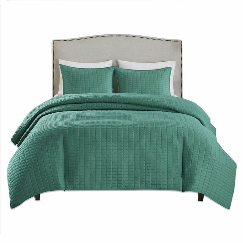 Comfort Spaces Kienna 3 Piece Quilt Patte