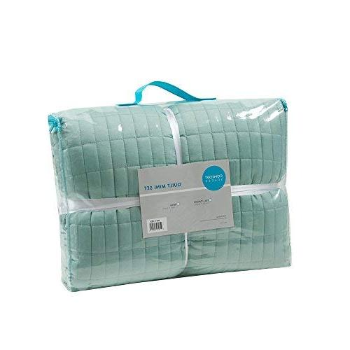 Comfort Quilt Mini - Stitched 1 2 Shams