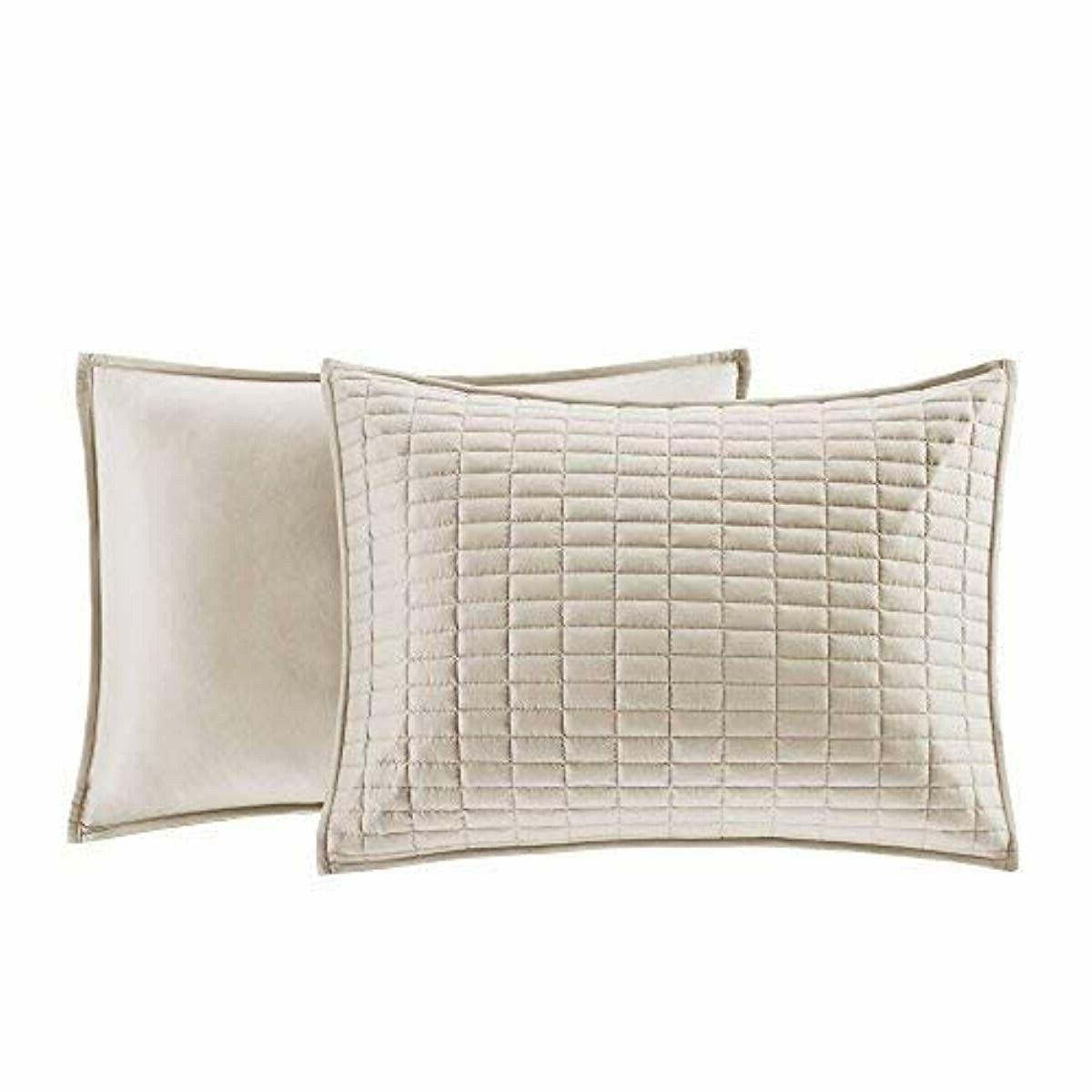 Comfort Spaces Quilt Set - 3 - Patter