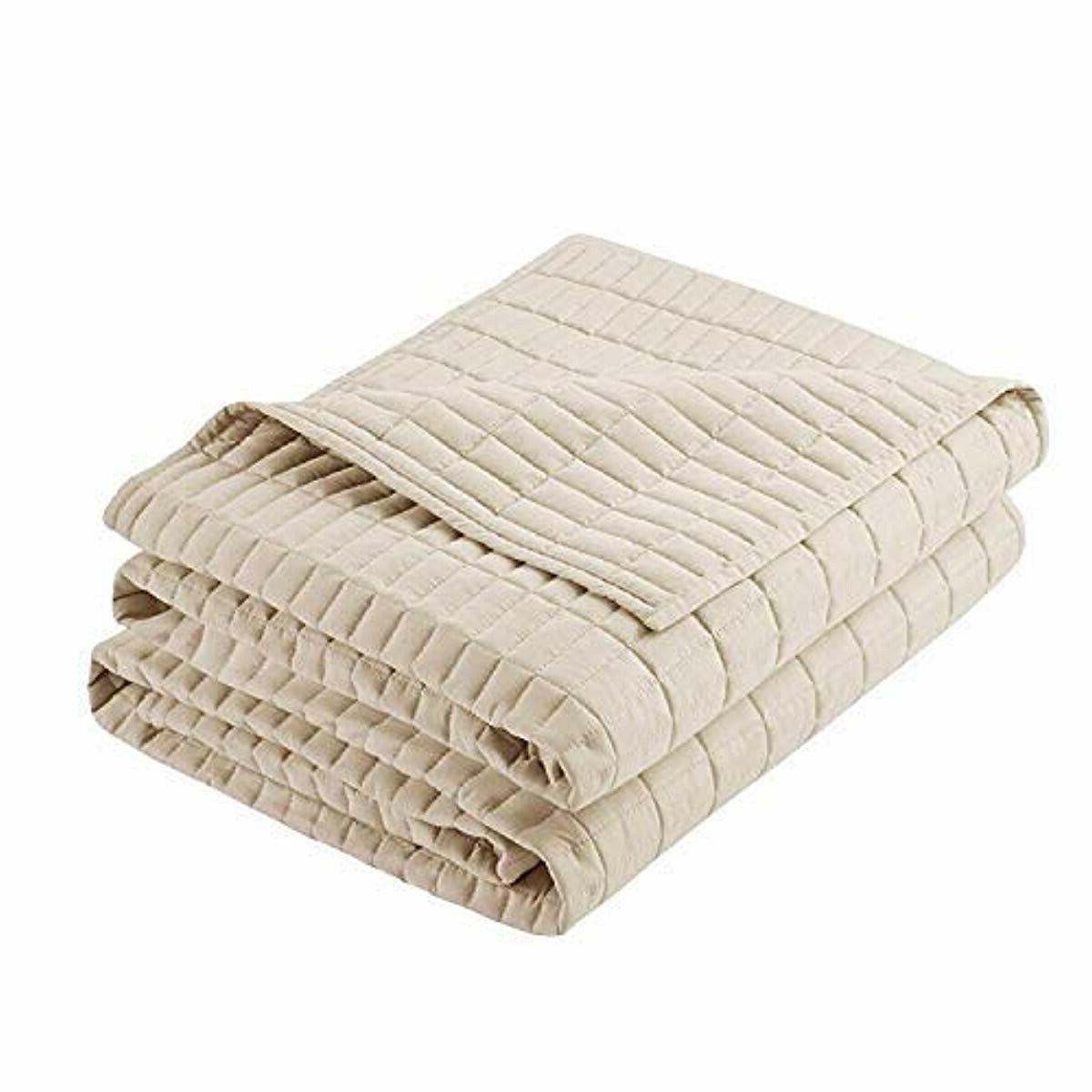 Comfort Spaces Quilt Mini Set 3 - - Stitched Patter